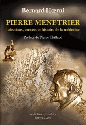 Pierre Menetrier - glyphe  - 9782358151153 -