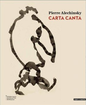 Pierre Alechinsky - Mare et Martin - 9782362220395 -