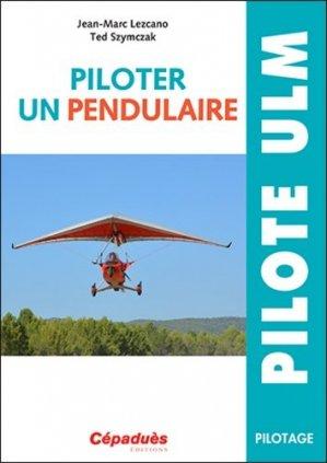 Piloter un pendulaire - cepadues - 9782364936409 -