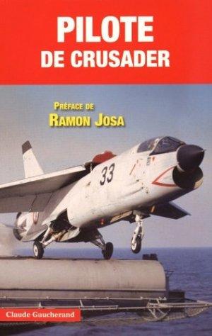 Pilote de Crusader - jpo - jean-pierre otelli editions - 9782373010190 -
