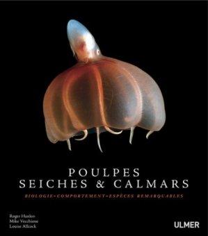 Pieuvre, seiches et calamars - ulmer - 9782379220272 -