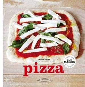 Pizzas maison - Marabout - 9782501074476 -