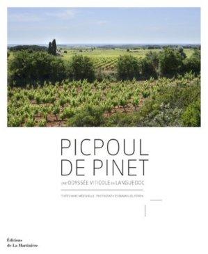 Picpoul de Pinet - de la martiniere - 9782732484525 -