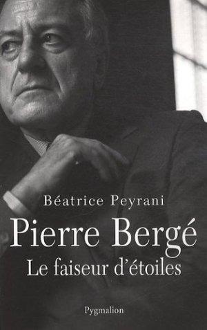 Pierre Bergé, le voleur de feu - pygmalion - 9782756403076 -
