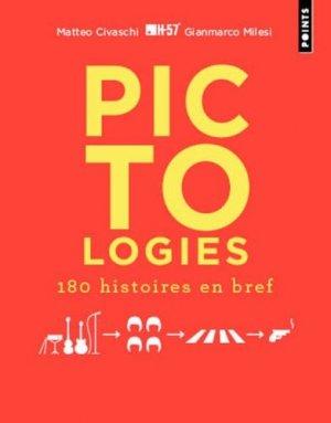 Pictologies. 180 histoires en bref - Points - 9782757861653 -