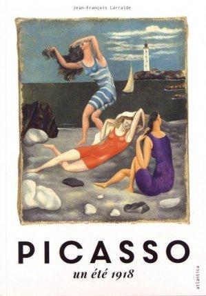 Picasso. Un été 1918 - Atlantica - 9782758805465 -