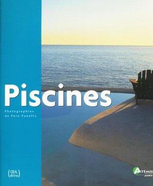 Piscines - artémis / proxima - 9782844162137 -