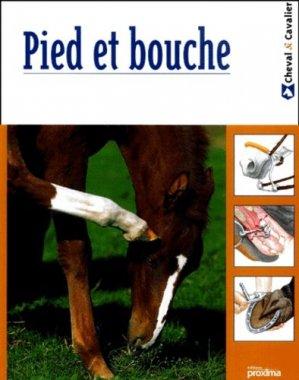 Pied et bouche - Proxima Editions - 9782845500914 -