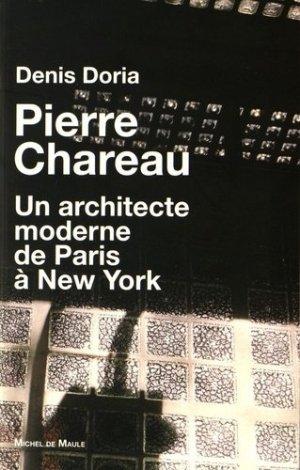 Pierre Charreau - michel de maule - 9782876236516 -