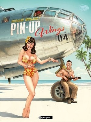 Pin-up Wings Tome 4 - Paquet - 9782888907664 -
