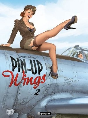 Pin-up Wings Tome 2 - Paquet - 9782888908210 -