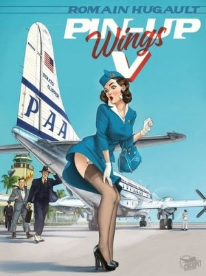 Pin-up Wings Tome 5 - EP média - 9782889325054 -