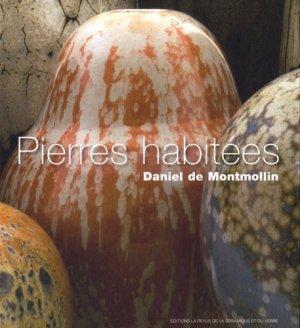 Pierres habitées - La Revue de la céramique et du verre - 9782908988444 -