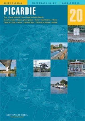 Picardie. Edition français-anglais-allemand - du breil - 9782913120372 -