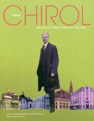 Pierre Chirol - point de vues - 9782915548440 -
