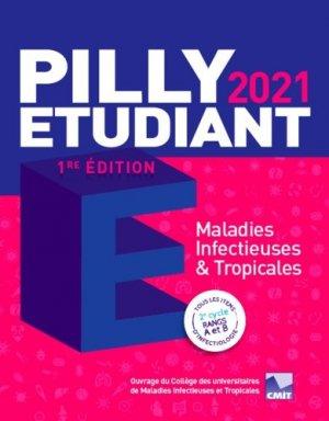 PILLY Étudiant 2021 - cmit alinea plus - 9782916641706 -