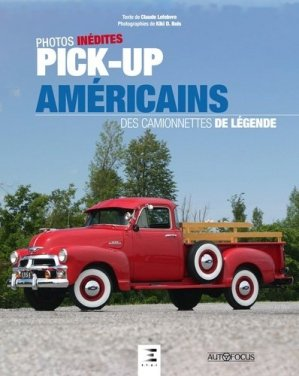 Pick-up Américains - etai - editions techniques pour l'automobile et l'industrie - 9791028303563 -