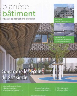 Planète bâtiment Villes et constructions durables - des halles - 2225281056982 -