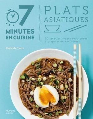 Plats asiatiques - Hachette - 9782016268940 -