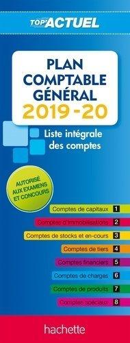 Plan comptable - Hachette - 9782017081326 -