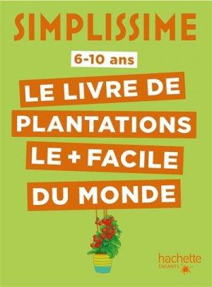 Plantations faciles - Hachette - 9782017135319 -