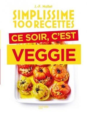 Plats complets veggie - Hachette - 9782019457952 -
