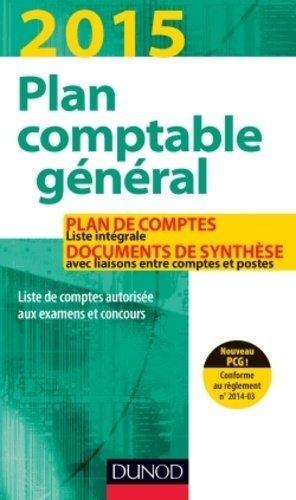 Plan comptable général - Dunod - 9782100721078 -