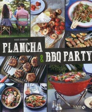 Plancha & BBQ party - solar - 9782263069383 -