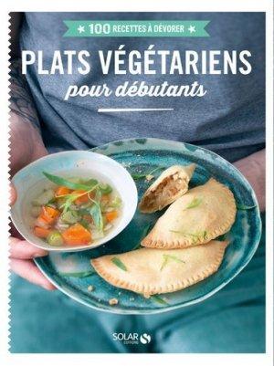 Plats végétariens pour débutants - solar - 9782263148965 -
