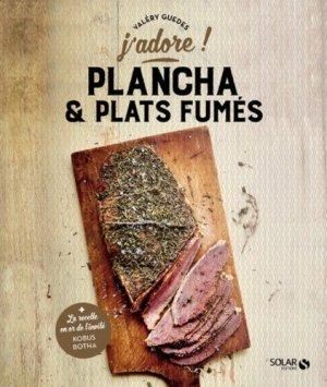 Plancha & plats fumés - solar - 9782263151101 -