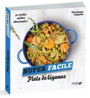 Plats de légumes - Solar - 9782263154010 -