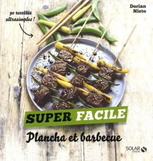 Plancha et barbecue - solar - 9782263156472 -