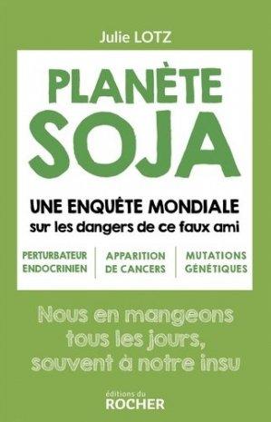 Planète soja - du rocher - 9782268103518 -