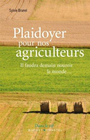 Plaidoyer pour nos agriculteurs - buchet chastel - 9782283029619 -