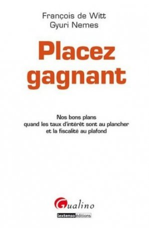 Placez gagnant - gualino - 9782297006002 -