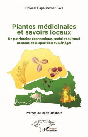 Plantes médicinales et savoirs locaux - l'harmattan - 9782343140124