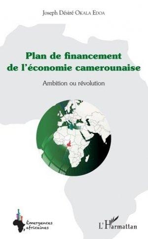 Plan de financement de l'économie camerounaise - l'harmattan - 9782343149448 -