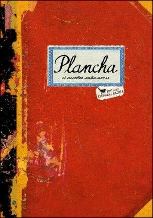 Plancha et recettes entre amis - les cuisinières sobbollire - 9782357522022 -