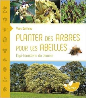 Planter des arbres pour les abeilles - de terran - 9782359810936 -