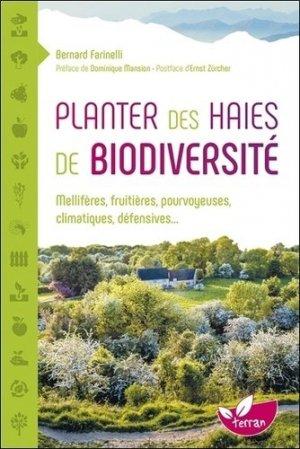 Planter des haies de biodiversité - de terran - 9782359811193 -