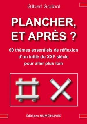 Plancher et après ? - Numérilivre - 9782366320442 -