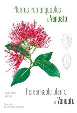 Plantes remarquables du Vanuatu - biotope - 9782366621570 -