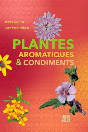 Plantes aromatiques & condiments - Locus Solus - 9782368332849 -