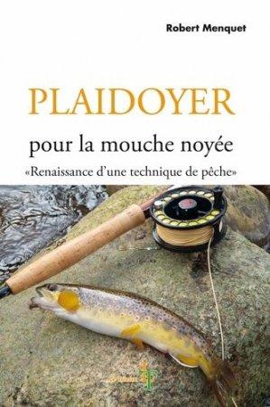 Plaidoyer pour la mouche noyée - cairn - 9782490365012 -