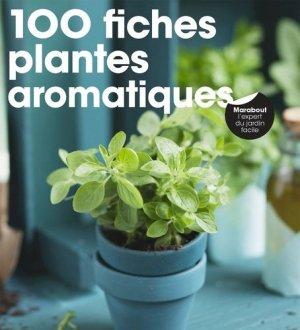Plantes aromatiques - Marabout - 9782501130240 -