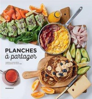 Planches à partager - marabout - 9782501142373 -
