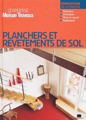 Planchers et revêtements de sol - massin - 9782707206718 -