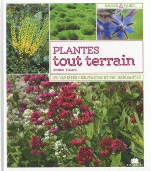 Plantes tout terrain - massin - 9782707210616 -