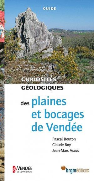 Plaines et bocages de Vendée - brgm - 9782715927155 -