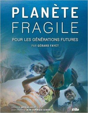 Planète fragile - vilo - 9782719110034 -